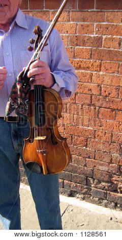 Violin. Musical Instrurment