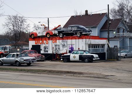 Dick's Towing Service