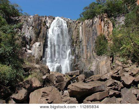 Water Fall,Ayutla Jalisco Mexico