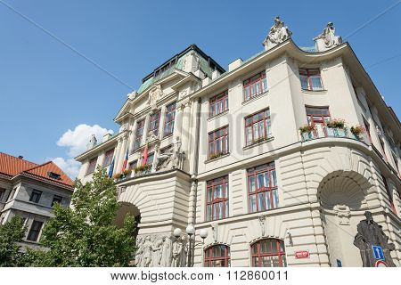 Hotel Nova Radnice- Prague - Czech