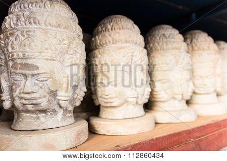 Budha Head