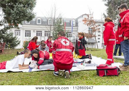 Red Cross Youth