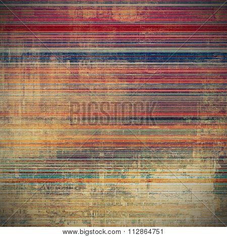 Vintage antique textured background. With different color patterns: brown; purple (violet); blue; red (orange)