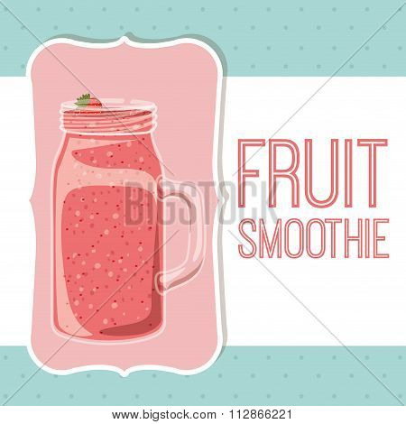 fruit smoothie design