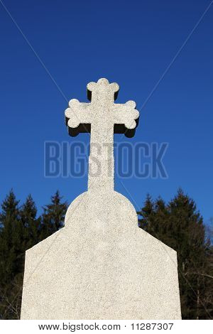 Unmarked Grave Headstone