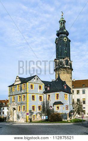 Weimar, City Castle