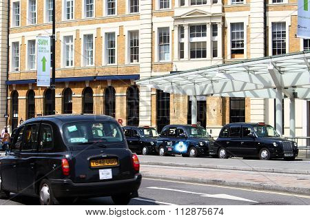 London Taxi Line