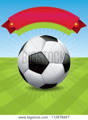 Vector Soccer Tournament Design