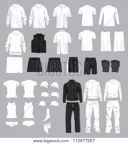 Vector Apparel Blanks