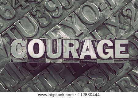 Courage Met Mix
