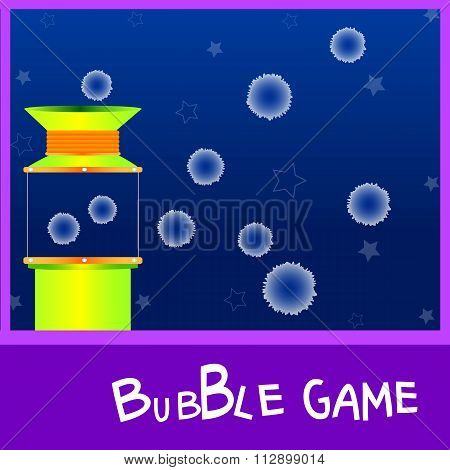 Game Board Bubble