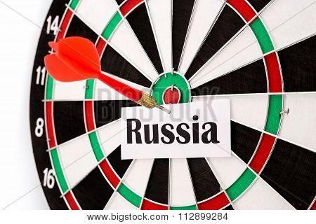 Russia Sign