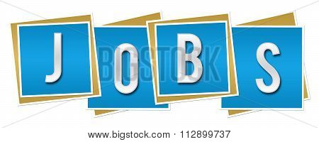Jobs Blue Blocks