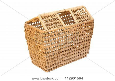 Handmade Trellis Basket