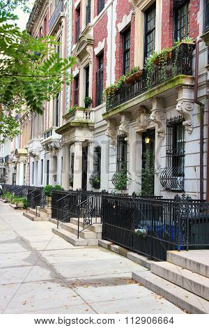 Upper West Side Brownstone