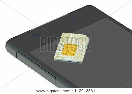 Sim Card And Phone