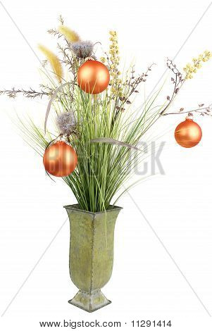 Bunch With Artificial Grass