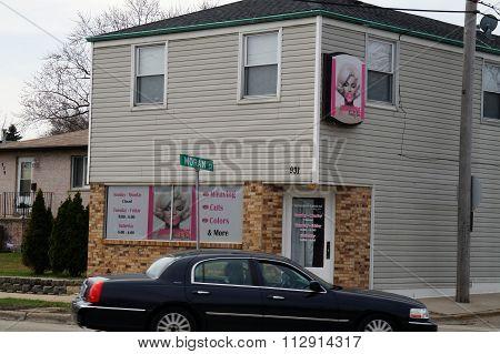 Ken's Doll House Beauty Bar
