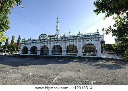 India Muslim Mosque in Ipoh, Malaysia