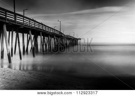 Long Exposure Pier