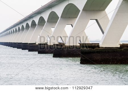 Bridge Over The Sea