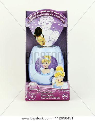 Cinderella Star Lights From Disney