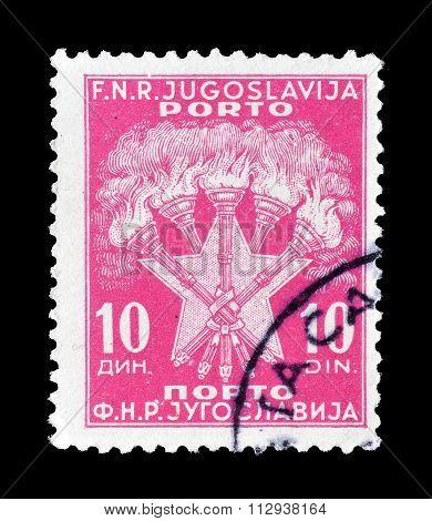 Yugoslavia 1946