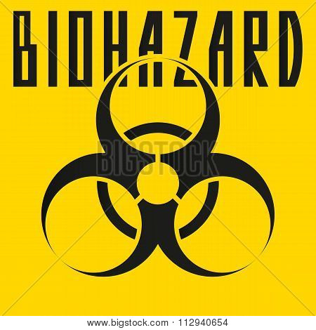 Biohazard Sign.