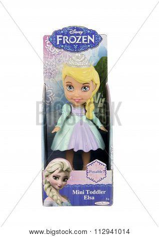 Disney Frozen Mini Doll Elsa