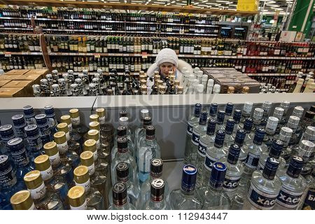 The Sale Of Alcohol