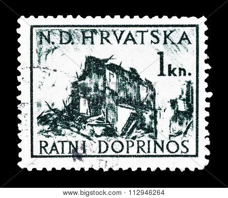 Croatia 1944