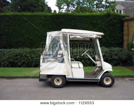 Cart. Golf Cart. Buggy