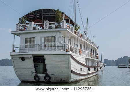 Tourist Boat Riding