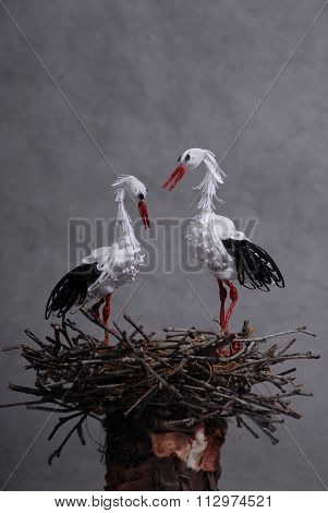 Storks home