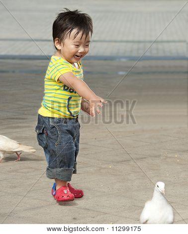 bebé juego