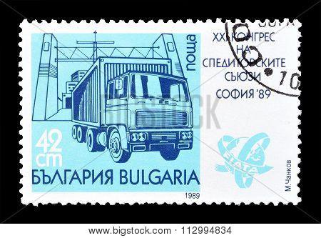 Bulgaria 1989