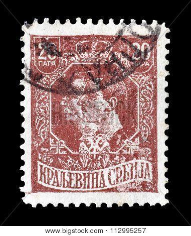 Serbia 1918
