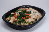 image of frozen tv dinner  - Frozen Entree  - JPG