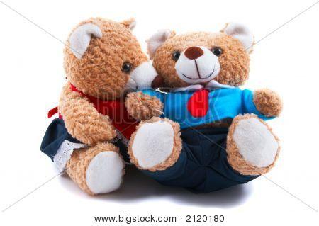 Toy Bears zusammen