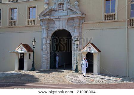 Monaco Guards