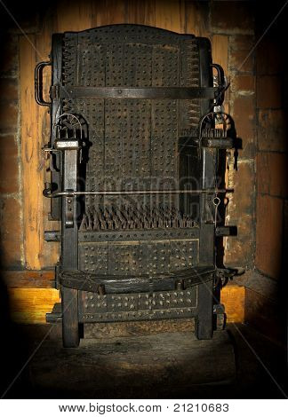 The Chair Of Torture