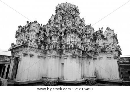 An ancient vishnu temple in utharamerur tamilnadu