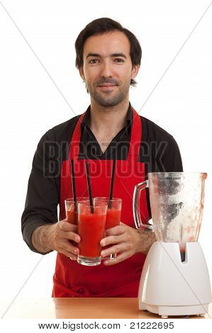 Chef Cocktails Blender