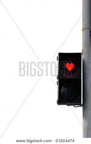 Love Trafficlight