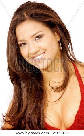 Bikini Girl Portrait