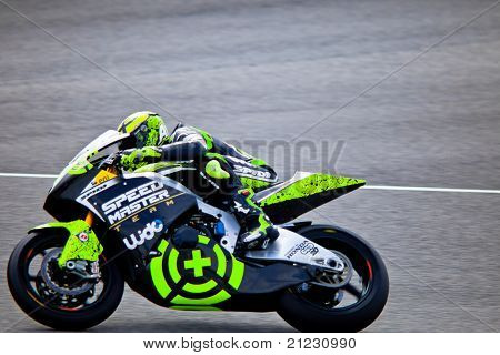 Andrea Iannone Pilot Of Moto2 In The Motogp