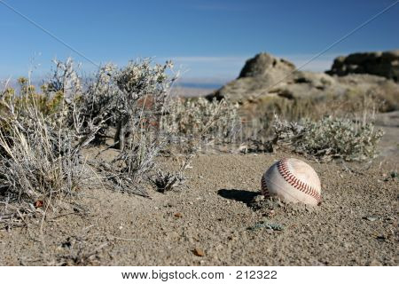 Really Lost Baseball