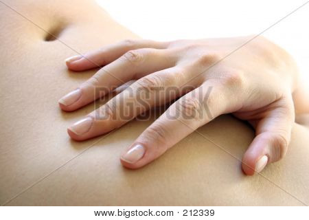 Hand And Belly