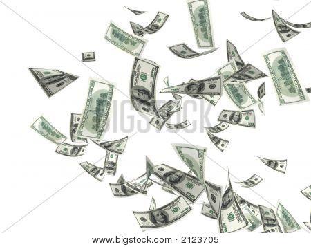 Geld Regen