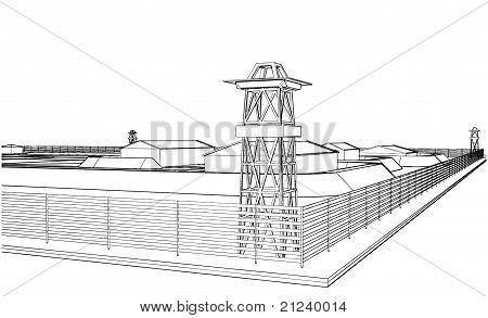 Construções abstratas do vetor complexo militar